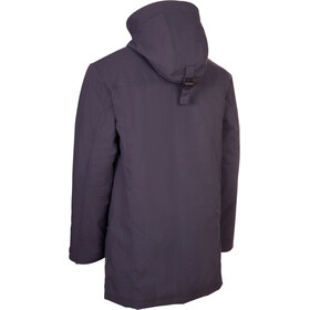 Elkline All In One Winter Jacket Men bluegrey